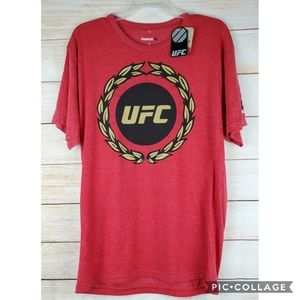 NWT Reebok UFC Red Shirt in a Large